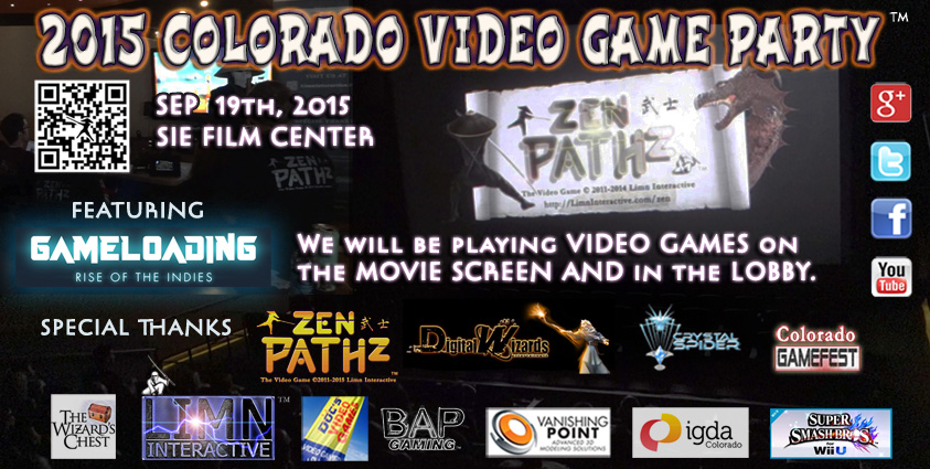 2015ColoradoVideoGameParty