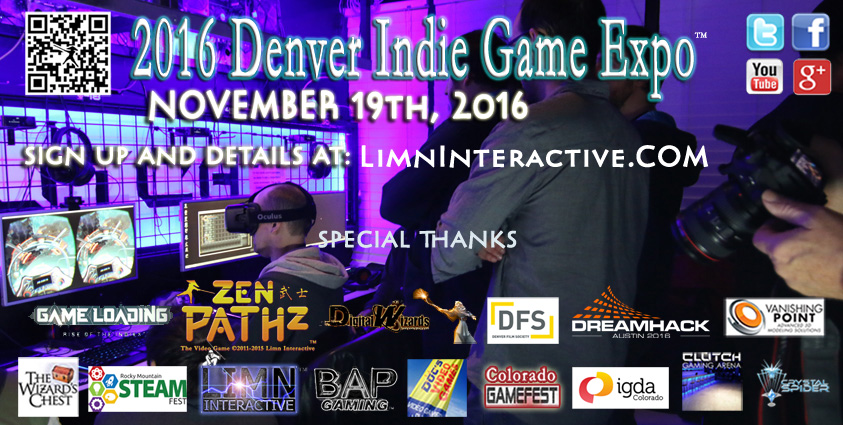 2016 Denver Indie Game Expo