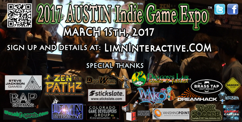 Austin Indie Game Expo 2017