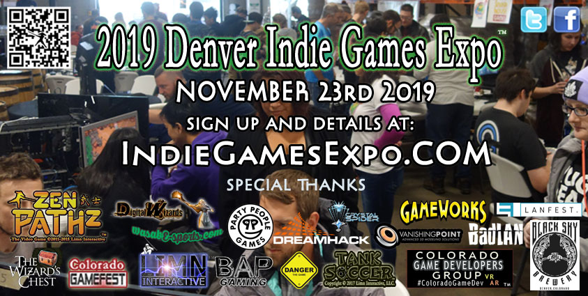 Play some of the best games of 2019 and meet Colorado video game companies