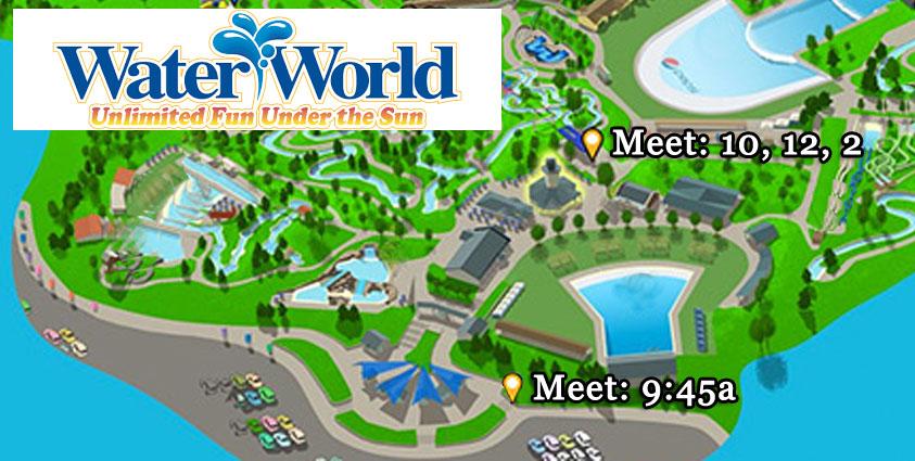 Colorado Game Developers Water World Meet